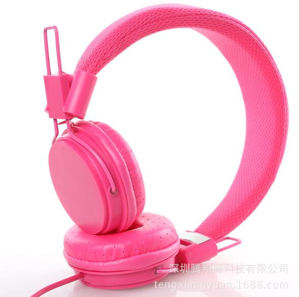 Mới kẹo gấp thời trang màu tai nghe có dây âm bass stereo EP05 điện thoại tai nghe tai nghe