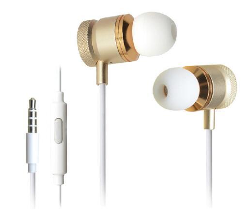 Tai nghe có dây  Yu kỷ nguyên E615 điện thoại di động tai nghe điện thoại máy tính phổ quát earplugs