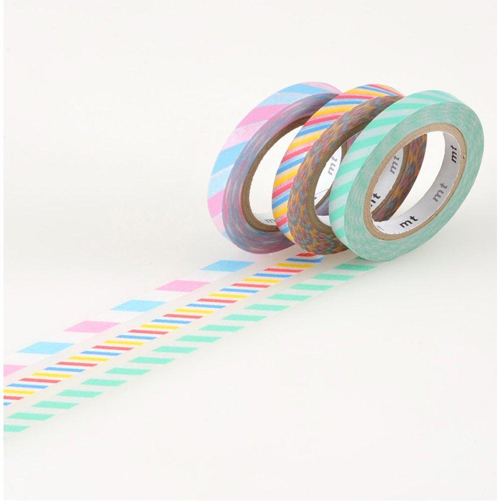 MT và băng dính giấy, Slim, xoắn dây, 6 10m * * * * * * * * 3 (mtslim10)
