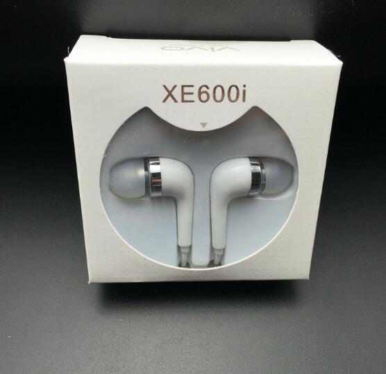 Tai nghe có dây  Thích hợp cho BBK vivo thiết bị tai nghe điện thoại di động xe600i tai trầm dây tai