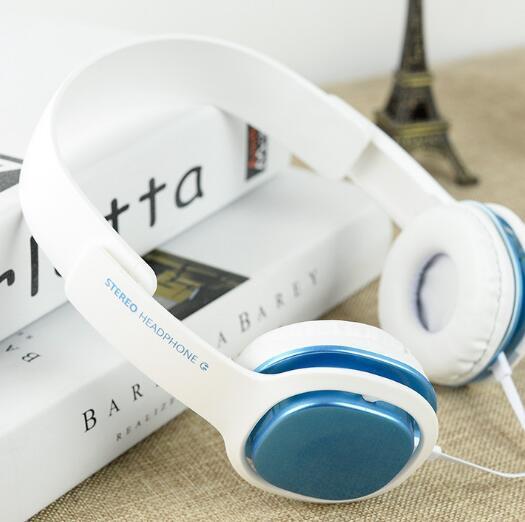 Tai nghe có dây  Tai nghe tai nghe có dây có thể thu mới với dây lúa mì thể thao ngoài trời cao cấp
