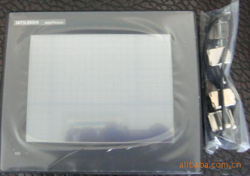 giao diện giữa người và máy ( HMI)  [được] cung cấp nguồn hàng Mitsubishi GT1055-QSBD-C diện người.