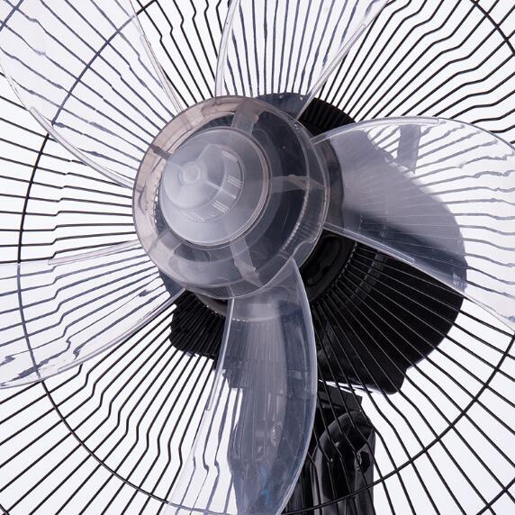 Quạt máy   Nhà máy quạt quạt cơ khí trực tiếp sàn nhà 16-inch quạt năm lưỡi lắc đầu Proxy câm fan m