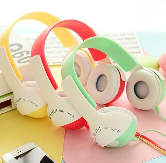 Tai nghe có dây  Cung SIBYL / Peter Hee trẻ em phim hoạt hình tai nghe trái tai nghe chuyên nghiệp v