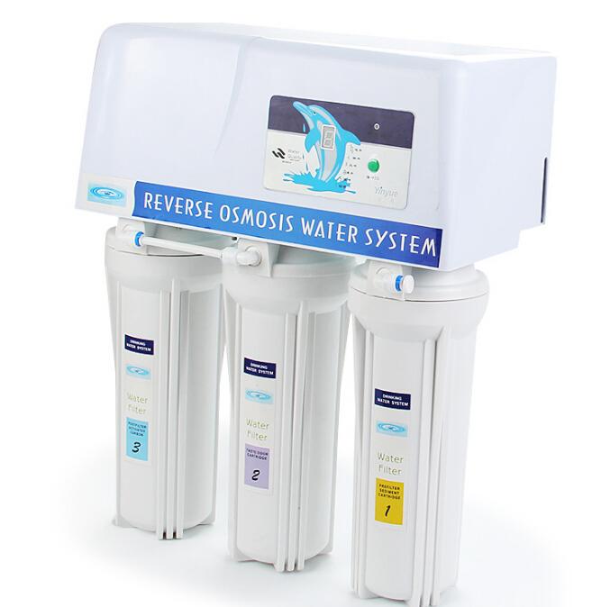 Bộ lọc nước  Các nhà sản xuất cung cấp máy lọc nước gia đình RO thẩm thấu ngược máy nước bụi che tủ