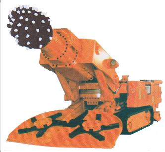 Máy khoan EBZ260