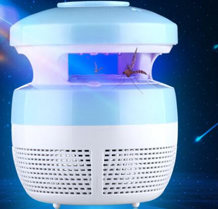 Đèn LED quang xúc tác kẻ giết muỗi hộ gia đình côn trùng điện tử mà không trẻ muỗi bức xạ muỗi và câ