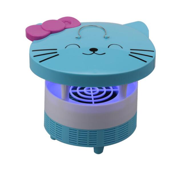 Đèn diệt muỗi   hỗ đèn vận chuyển quang xúc tác muỗi cho hộ gia đình tắt không bức xạ phụ nữ mang t