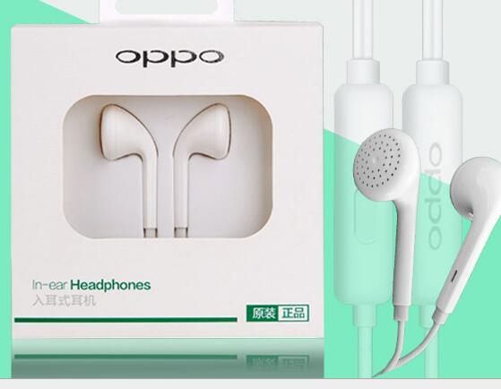 OPPO tai nghe gốc R9S R9Plus R7 N1 A33 A53 điện thoại Android tai nghe chính hãng phổ biến điều khiể