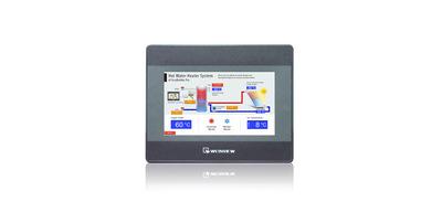 giao diện giữa người và máy ( HMI)  qua 7 inch màn hình cảm ứng TK6070IP diện người.