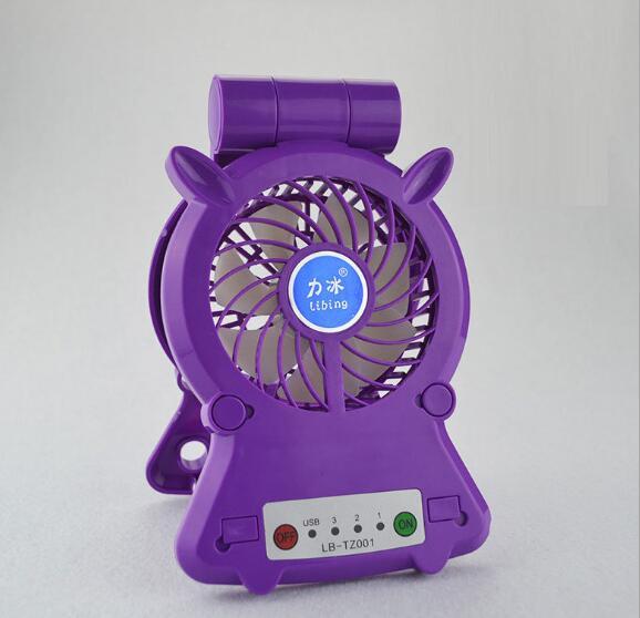 Quạt máy   usb sạc nhỏ fan hâm mộ một ký túc xá ngàn băng di động cầm tay quạt nguồn quạt kẹp bán b