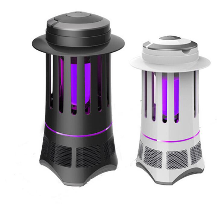 Đèn diệt muỗi   Mang thai trẻ sơ sinh diệt côn trùng gia đình mà không bức xạ LED quang xúc tác thu