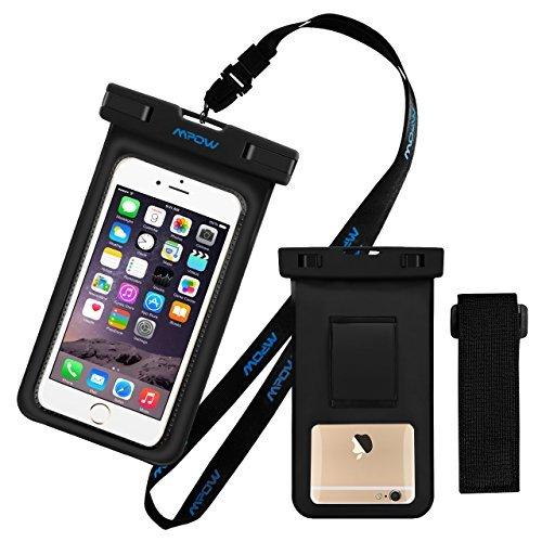 Bao da điện thoại MPOW - chống thấm nước chuẩn IPX8