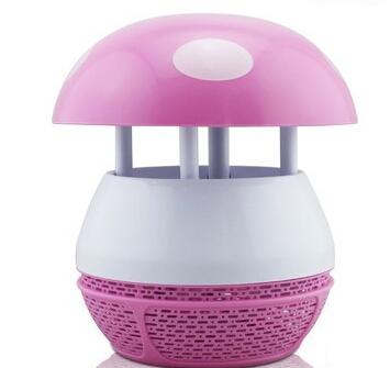 Đèn diệt muỗi    Hộ gia đình nấm quang xúc tác muỗi đèn muỗi hút bẫy muỗi Im lặng bức xạ LED đèn mu