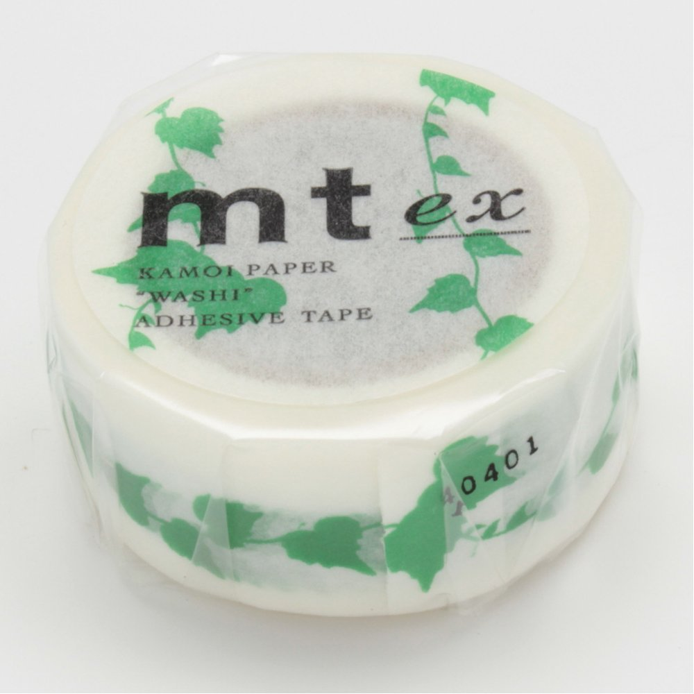MT và băng dính giấy, 20mm x 10m, Leaf Green (mtex1p43)