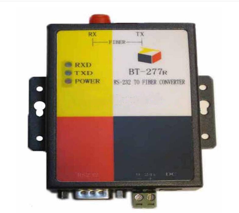 Nối tiếp RS232 để sợi quang thu phát 232 232 232 sợi quang quang modem