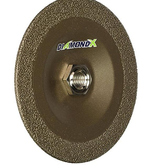 Công cụ kim cương công nghiệp  MK Diamond 170625-DX Đường ống dẫn DiamondX, 6