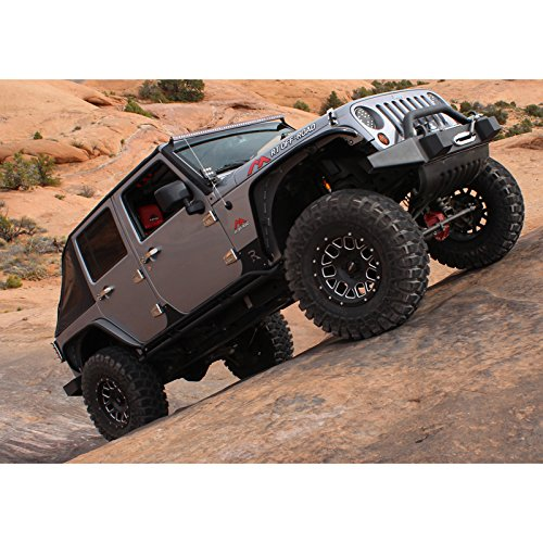 Phụ tùng xe máy ô tô > Advance Polished Stainless Steel Jeep Wrangler JK Package / 4 doors