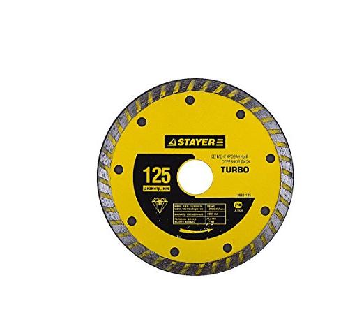 Công cụ kim cương công nghiệp  Stayer kim cương cắt miếng tuabin 3662-115