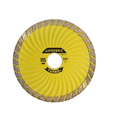Công cụ kim cương công nghiệp  Kim cương cắt lưỡi của tuabin Stayer stiffener 3663-230