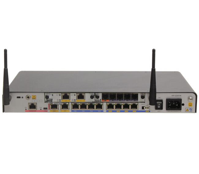 2GE WAN + 8FE LAN hỗ trợ POE mô-đun không dây Wi-Fi router