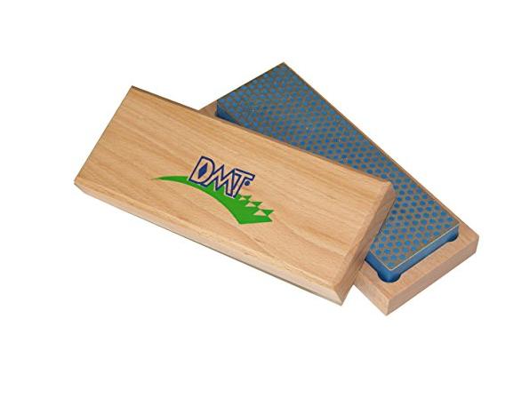 Công cụ kim cương công nghiệp  DMT W6X 15,24 cm mài đá mài kim cương, với khó khăn bằng gỗ Thô Hộp