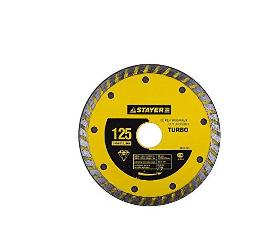 Công cụ kim cương công nghiệp  Stayer kim cương cắt miếng tuabin 3662-105