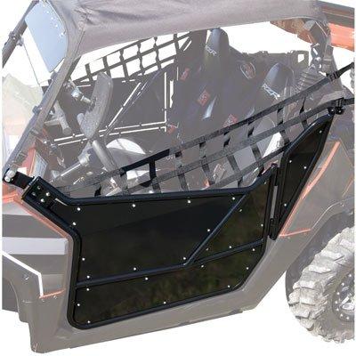 Phụ tùng xe máy ô tô>Tusk 1420180003Aluminium Suicide Türen mit Netze–passend für: Polaris Ran