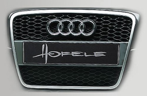 Phụ tùng xe máy ô tô>Hofele hf7052-p-rs4Kühlerhaube Silber für Audi A4