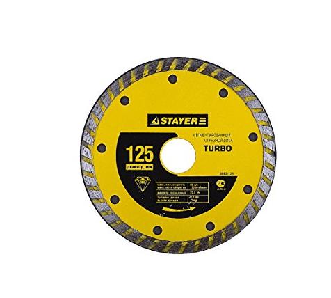 Công cụ kim cương công nghiệp  Stayer kim cương cắt miếng tuabin 3662-230