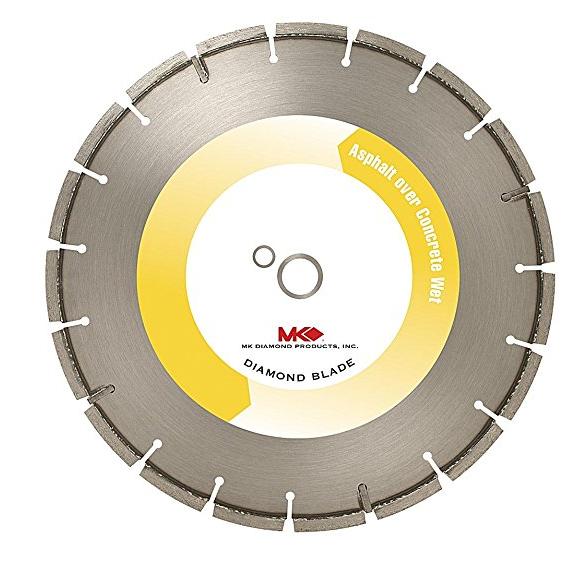 Công cụ kim cương công nghiệp  MK Diamond 150227 MK-615W Lớp mài cao cấp cho bê tông asphalt trên b