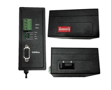 CAN CAN đơn mode sợi với modem cáp CAN CAN bus sợi quang thu phát