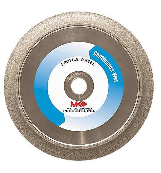 Công cụ kim cương công nghiệp  MK Diamond 152617 MK-275 bánh xe Profile, đường kính 10