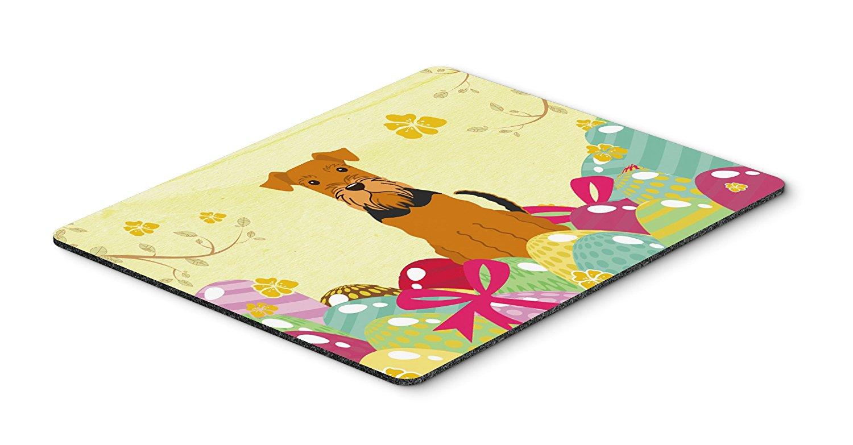 Thảm lót chuột Caroline trên bàn của phong cách nghệ thuật Mousepad,, 7.75x9.25 (bb6041mp versicolo
