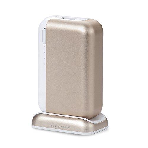 Đức chỉ di chuyển topgum6000mah 3.4a chuyển điện sạc điện thoại bảo Apple xác thực (màu vàng)