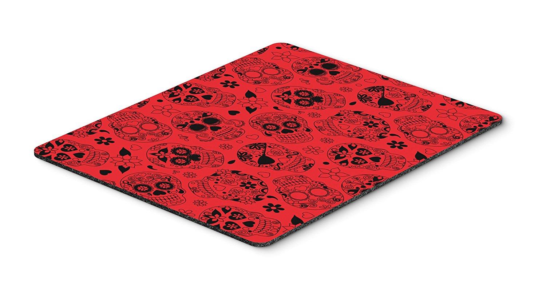 Thảm lót chuột Caroline trên bàn của phong cách nghệ thuật Mousepad, versicolor, 7.75x9.25 (bb5119m