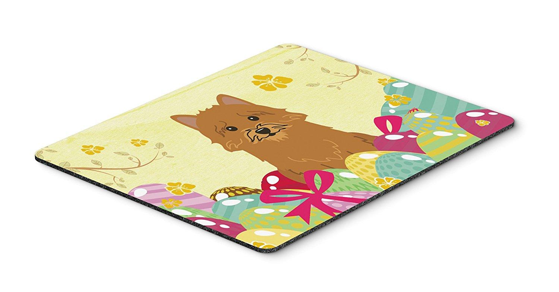 Thảm lót chuột Caroline trên bàn của phong cách nghệ thuật Mousepad, versicolor, 7.75x9.25 (bb6020m