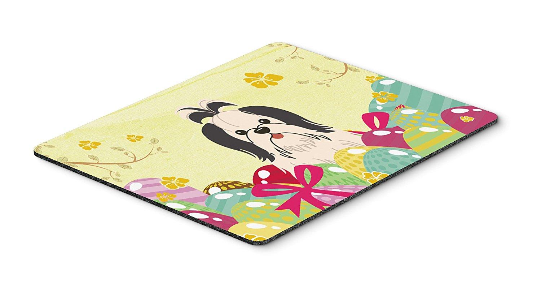 Thảm lót chuột Caroline trên bàn của phong cách nghệ thuật Mousepad, versicolor, 7.75x9.25 (bb6088m