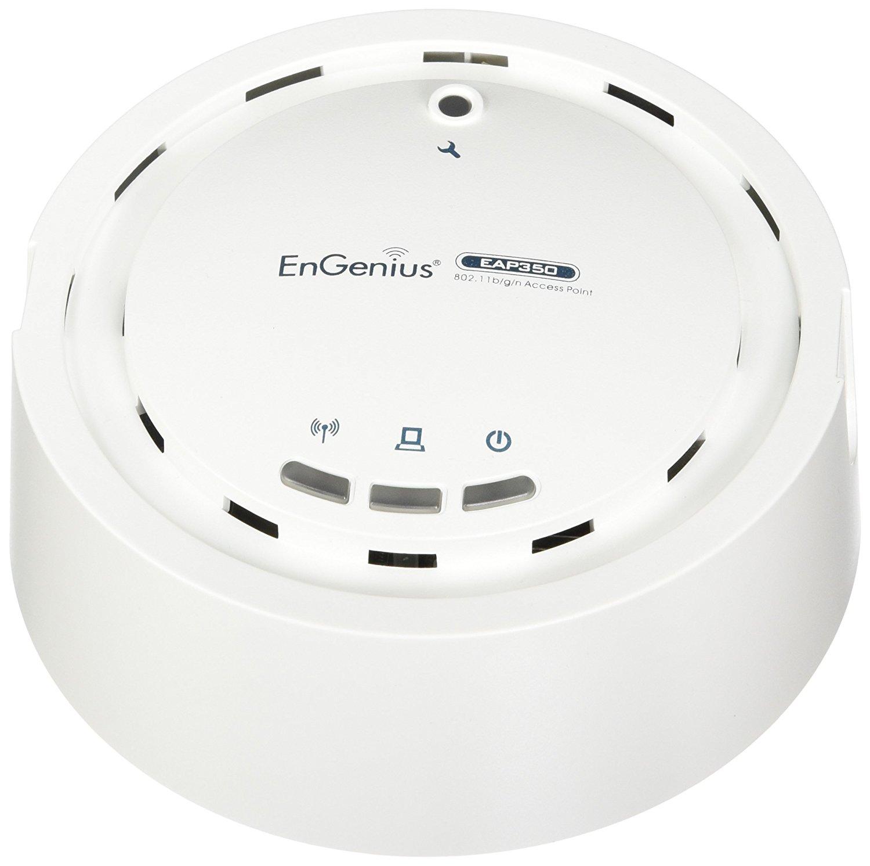Modom EnGenius Technologies đưa PoE bộ nguồn điện không dây trong nhà - n Access Point (N-EAP350 KIT