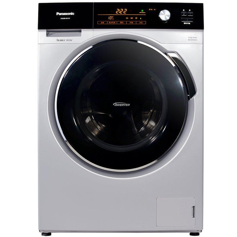 Máy giặt Panasonic Panasonic 8.0kg tự động hoàn toàn trống máy giặt XQG80-E8155 (nhà cung cấp dịch v