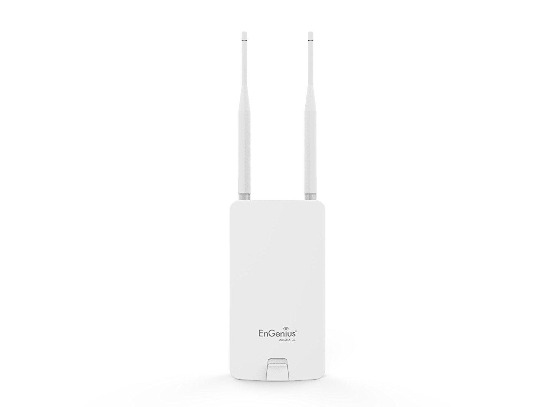 Modom Công nghệ ngoài trời ENGENIUS ens500ext-ac 5 GHz 11AC vẫy tay 2 mạng WiFi Access Point