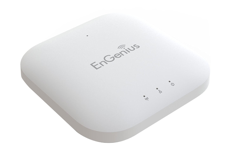 Modom ENGENIUS ews300ap neutron truy cập vào trong nhà.