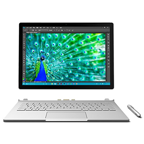 Máy tính bảng Microsoft Surface Book - i7/ RAM 16GB/ SSD 512GB/ GeForce 1GB