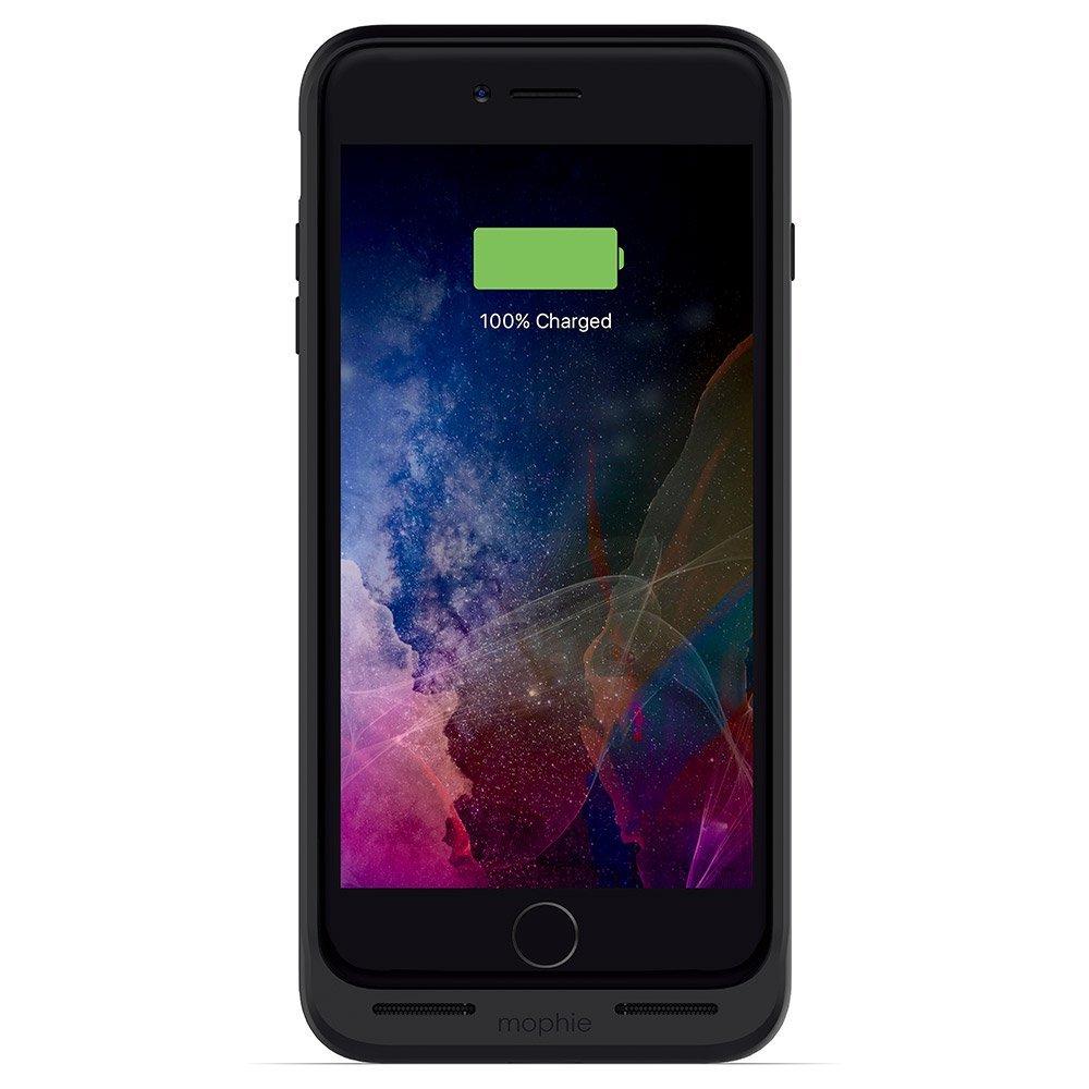 Mophie pin sạc không dây clip iPhone 7plus 2420mah lưng đen