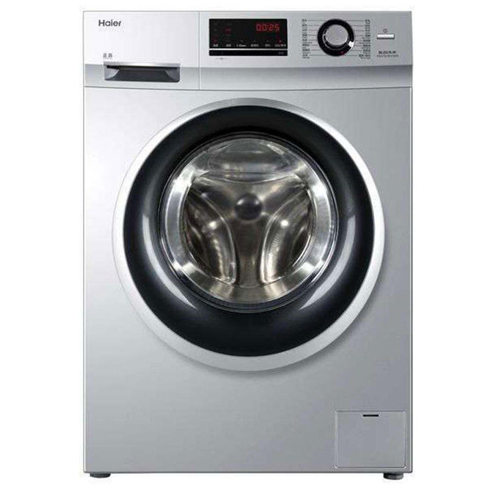 Máy giặt Haier Hale XQG100-BX12636 10 kg thay đổi tần số công suất lớn máy giặt câm bạc (đọc: 010-59