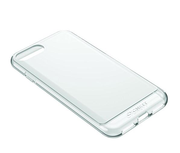 bao da điện thoại  Cygnett aeroshield cho Apple iPhone 7 / Crystal đã thêm màu trắng.