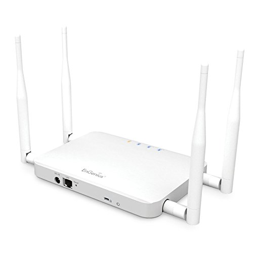 Modom ENGENIUS ecb1200 ête cầu nối AC1200 Chamber mạng WiFi Access Point