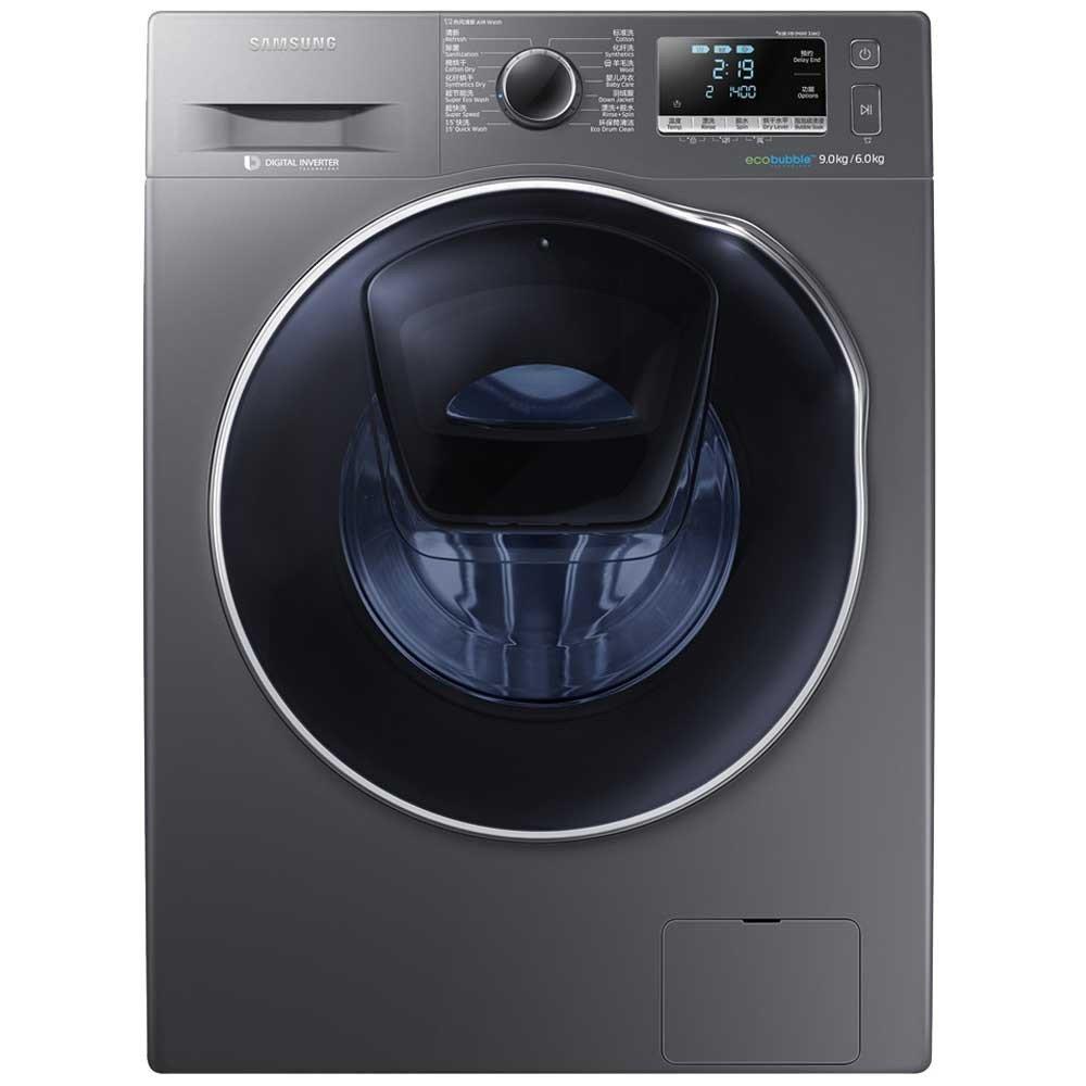 Máy giặt SAMSUNG Samsung WD90K6410OX/SC (XQG90-90K6410OX) 9 kg rửa nướng một cái máy giặt (đọc: 010-