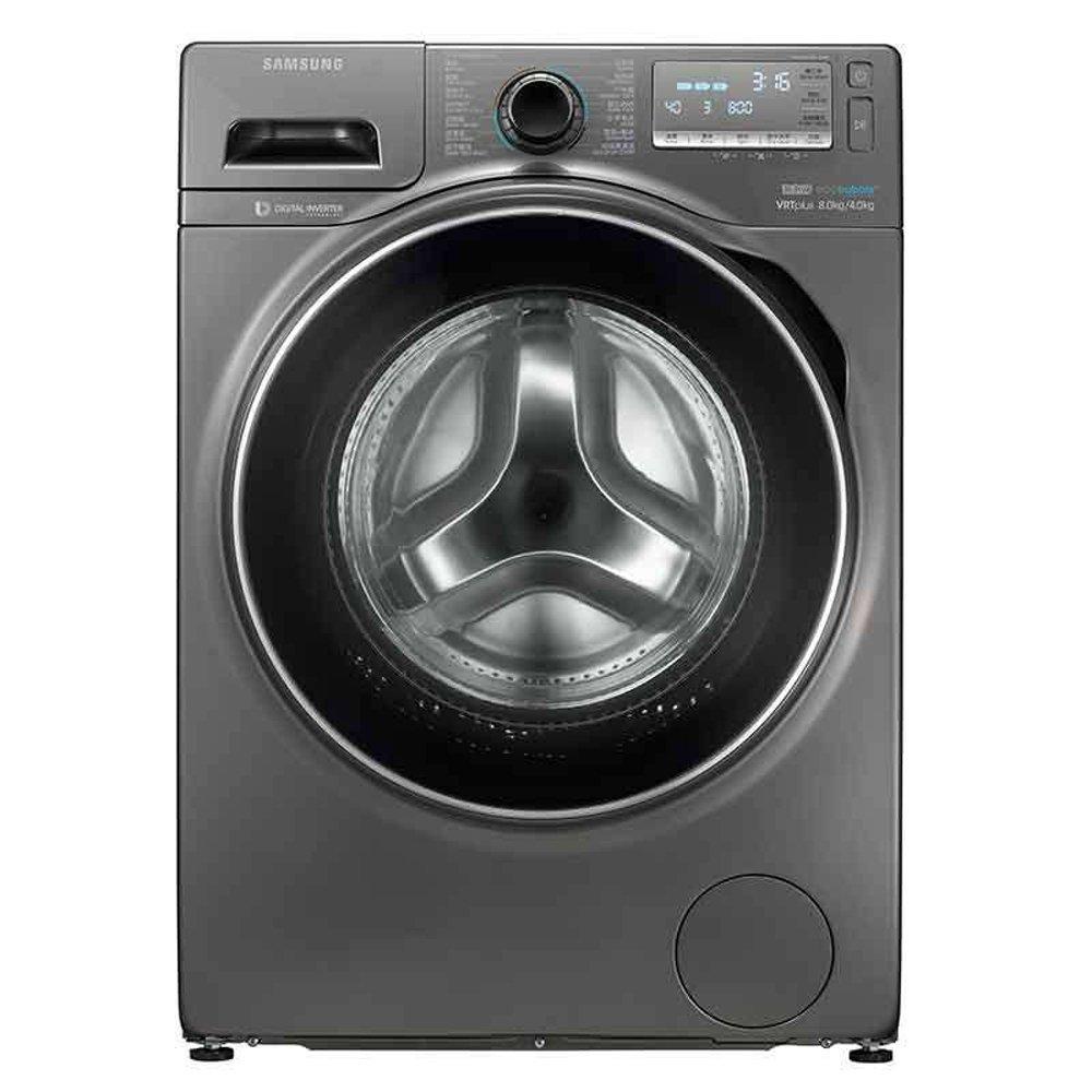 Máy giặt Samsung (SAMSUNG) WD90J7410GX/SC 9 kg máy giặt thay đổi tần số công suất lớn một thông minh