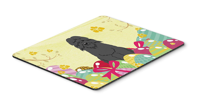 Thảm lót chuột Caroline trên bàn của phong cách nghệ thuật Mousepad,, 7.75x9.25 (bb6074mp versicolo